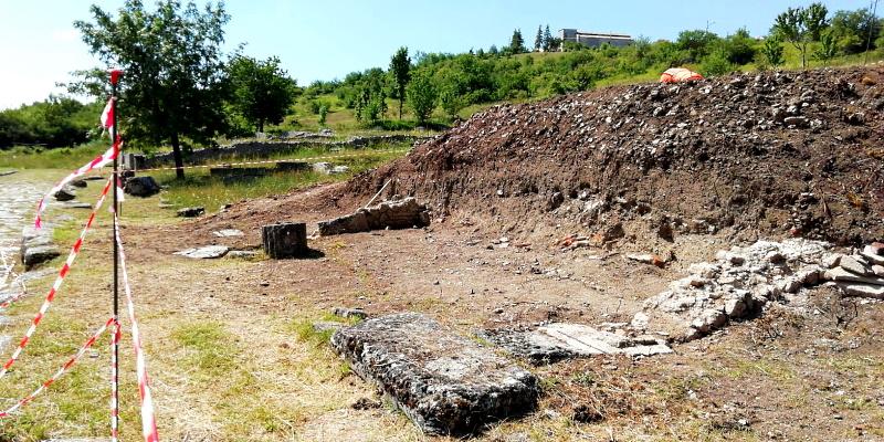 Area archeologica di Alba Fucens: riprendono gli scavi