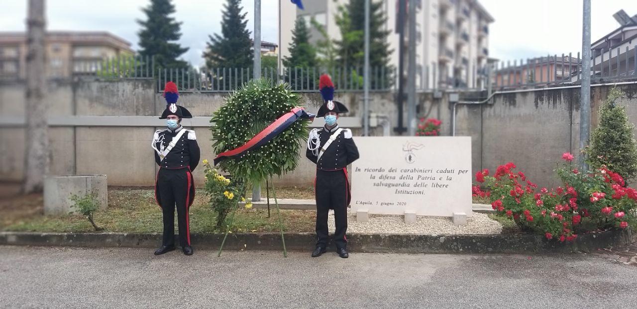 206° Annuale della fondazione dell'Arma dei Carabinieri