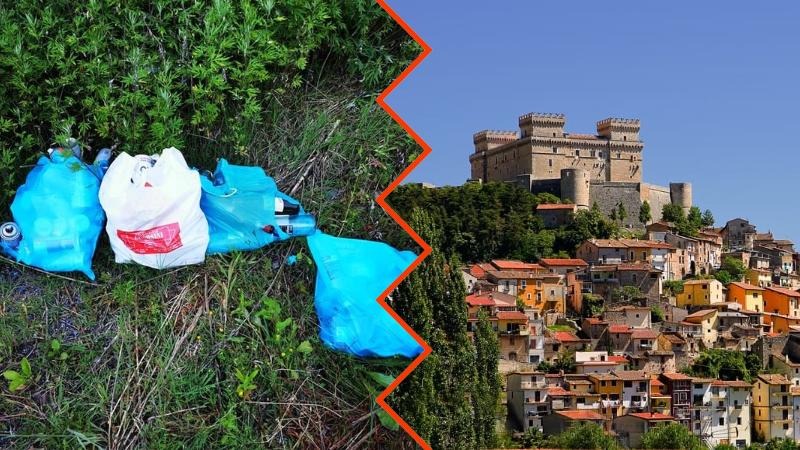 Celano, degrado in centro, la denuncia dell'imprenditore celanese Tonino Taccone