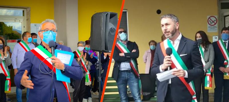 """Comunicazione ufficiale della riapertura dei PPi di Pescina e Tagliacozzo, i sindaci """"Atto dovuto e tardivo, situazione mal gestita"""""""