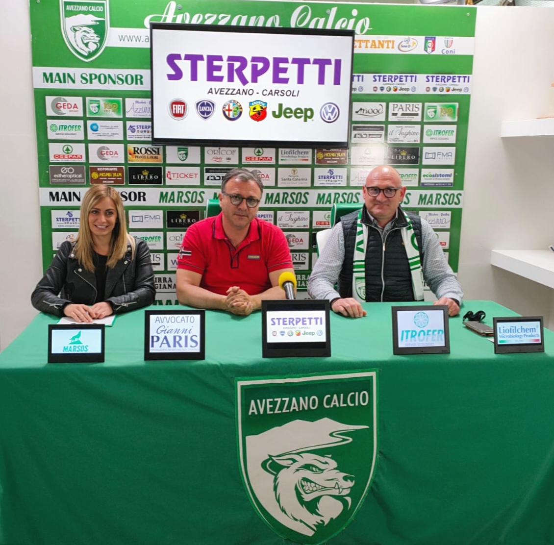 """Avezzano Calcio, ecco Massimiliano Puglielli, il nuovo vicepresidente. """"Mi sento pronto"""""""