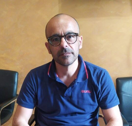 Sante Occhiuzzi è il nuovo vice-allenatore dell'Avezzano calcio
