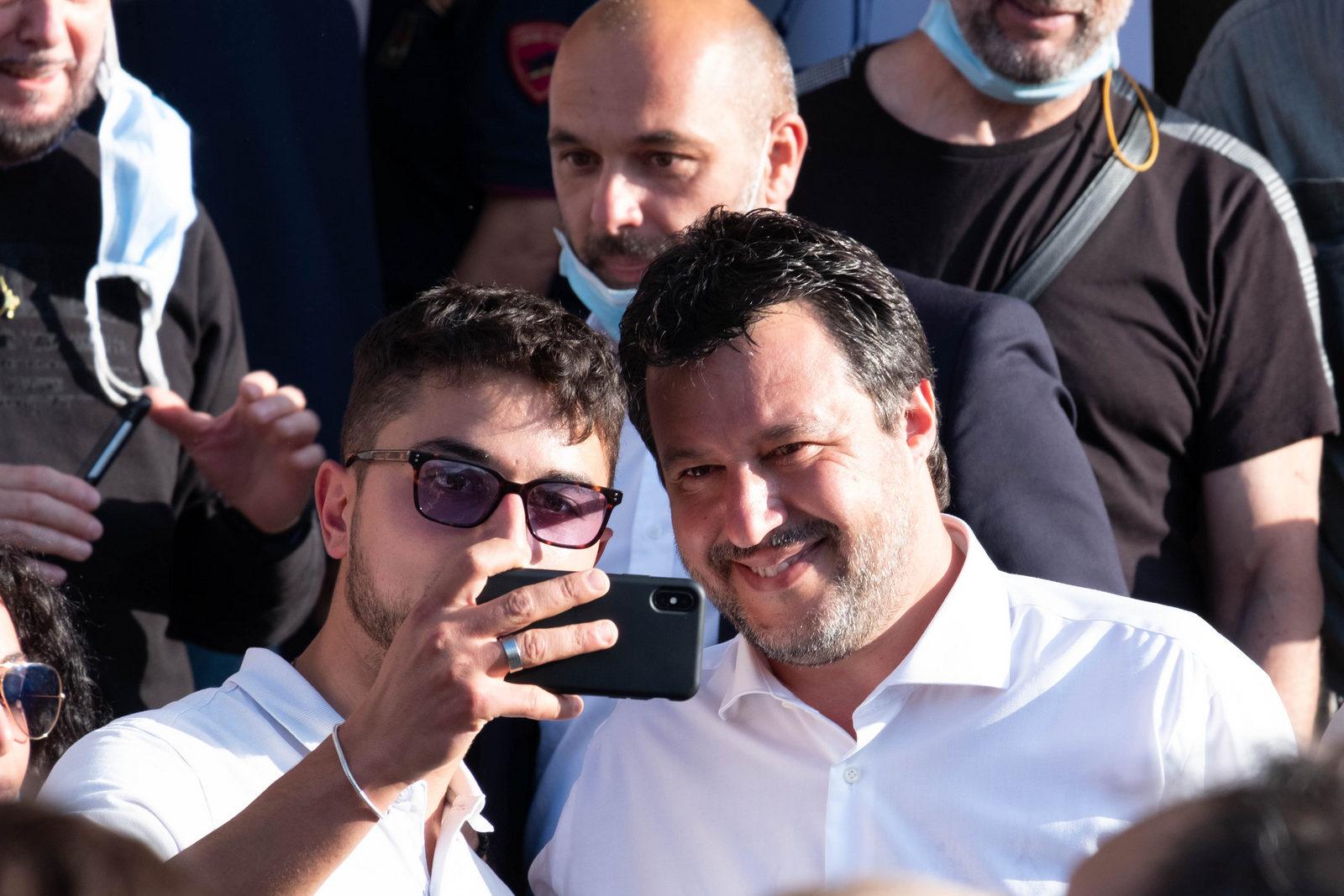 Ad Avezzano il Bis di Salvini per Genovesi, appuntamento per giovedì 6 agosto