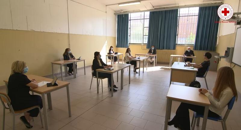 Maturità 2020, il Liceo Vitruvio di Avezzano e le norme di sicurezza per l'esame di Stato