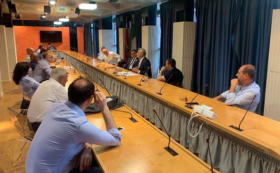 Riunione Comitato Regionale di Forza Italia, confermata la candidatura di Anna Maria Taccone a sindaco di Avezzano