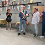 Inaugurati i nuovi campi del circolo bocciofilo di Celano