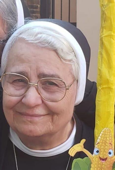 """E' morta Suor Donata, suor Carla Venditti: """"In Avezzano ha lasciato in tutti un ricordo molto bello"""""""