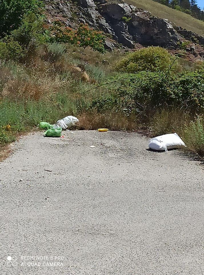 """Ancora rifiuti abbandonati a Scurcola Marsicana, il Sindaco Morgante: """"Li stiamo prendendo"""""""