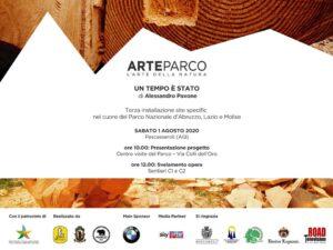 PNALM, sabato la terza edizione di ARTEPARCO