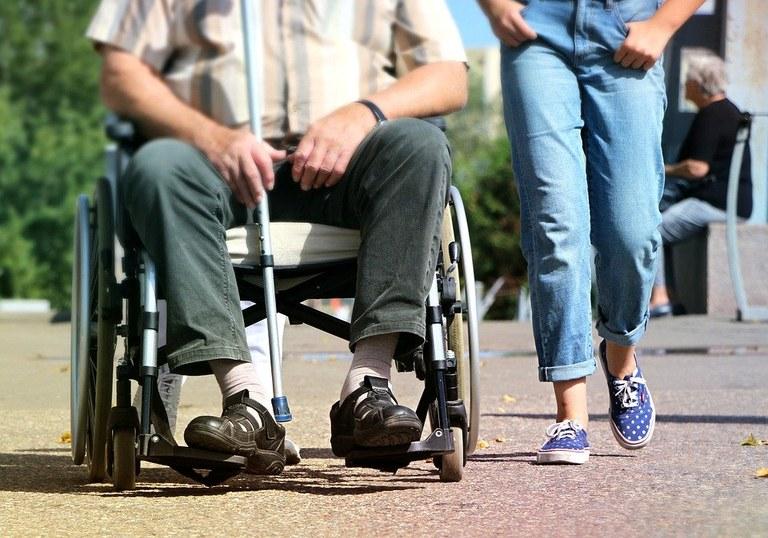 Il Commissario Passerotti riapre i servizi del Centro Diurno e del trasporto personalizzato per cittadini con disabilità