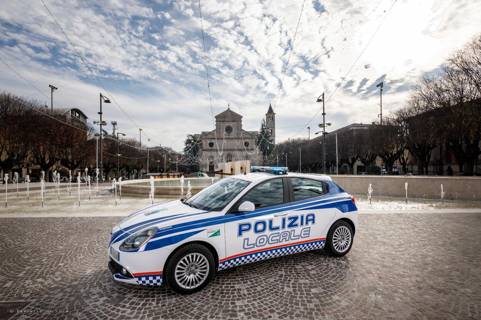 """Lode alla Polizia Locale di Avezzano da parte dell'Assessore Fiorletti, """"un esempio di gestione e organizzazione"""" impegno per trovare una una nuova sede"""