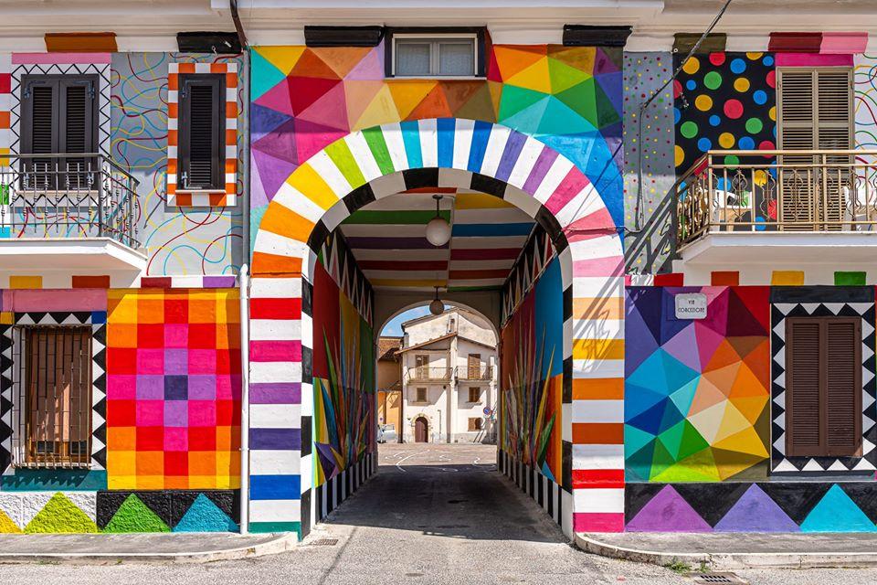 In arrivo nuovi murales per il museo a cielo aperto di Aielli