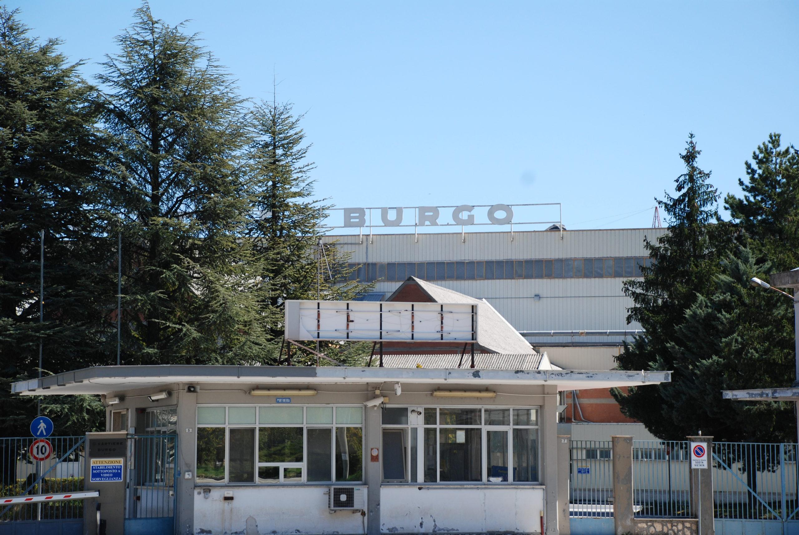 Cartiera Burgo di Avezzano, l'ing. Marco Pietro Errani, direttore dello stabilimento, parla della depurazione nel sito produttivo