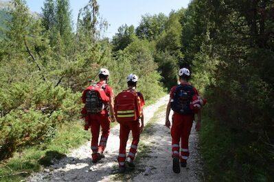 Volontari della Croce Rossa Italiana tornano in azione nel Parco Nazionale D'Abruzzo con i campi di volontariato