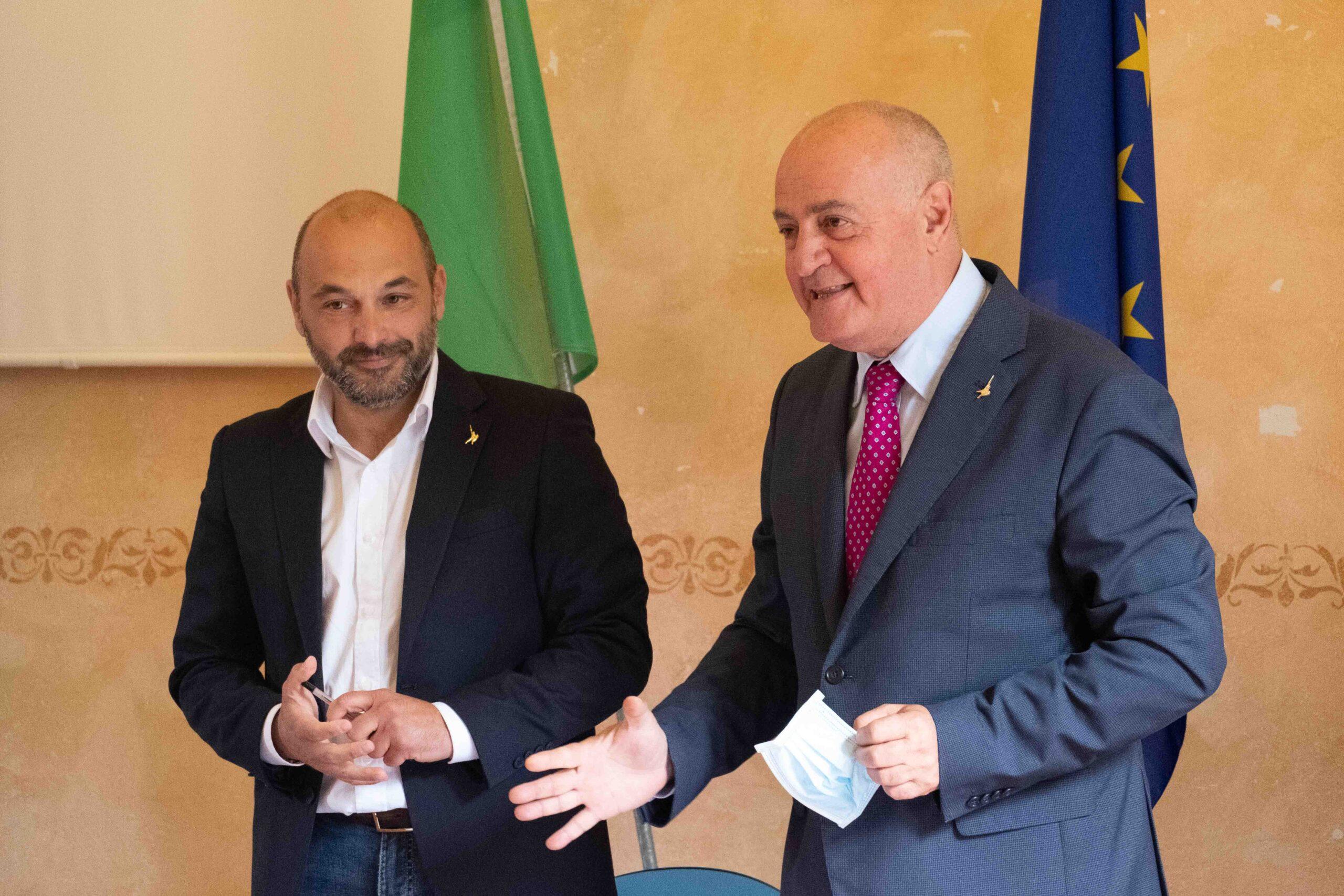 """Angelosante replica al coordinatore azzurro su candidato a sindaco centrodestra: """"Avezzano si aspetta Tiziano Genovesi con una coalizione unita"""""""