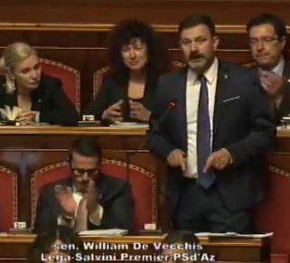 Fiume Liri, interrogazione parlamentare dei Senatori della Lega al Ministro Costa