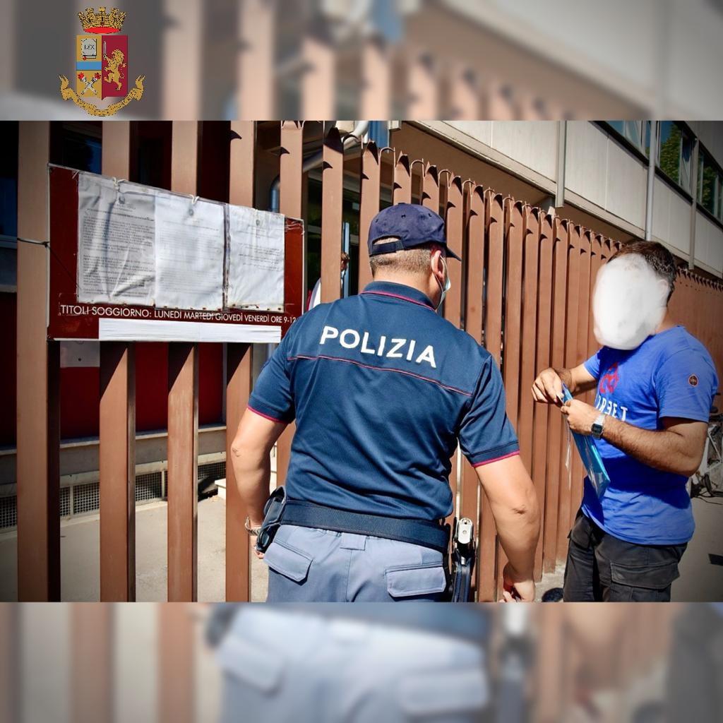 Polizia di Stato: Covid-19, scattano le sanzioni per l'inosservanza al D.P.C.M.