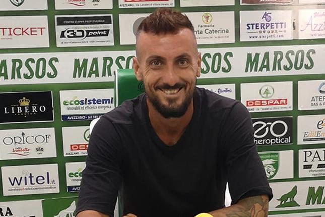 """Avezzano Calcio, Lepre è già ai saluti e si sfoga sui social: """"Esterrefatto dalla situazione"""""""