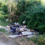 Trovati nuovi rifiuti nella discarica abusiva di Papacqua