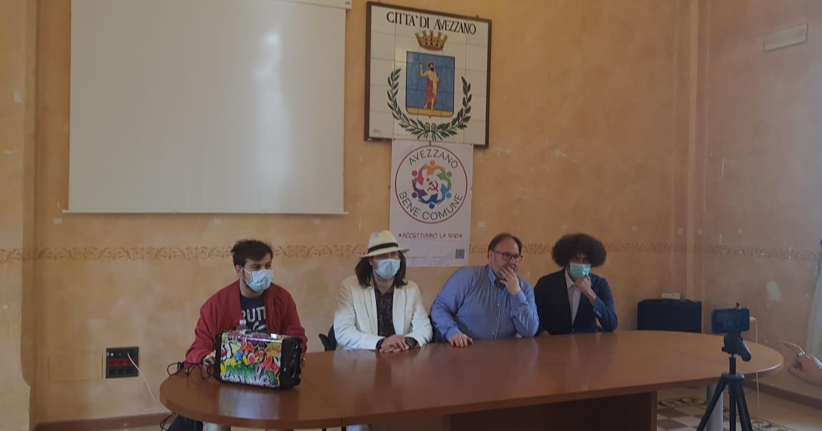 Avezzano Bene Comune presenta il suo candidato sindaco: è Nicola Stornelli, professore precario di storia e filosofia