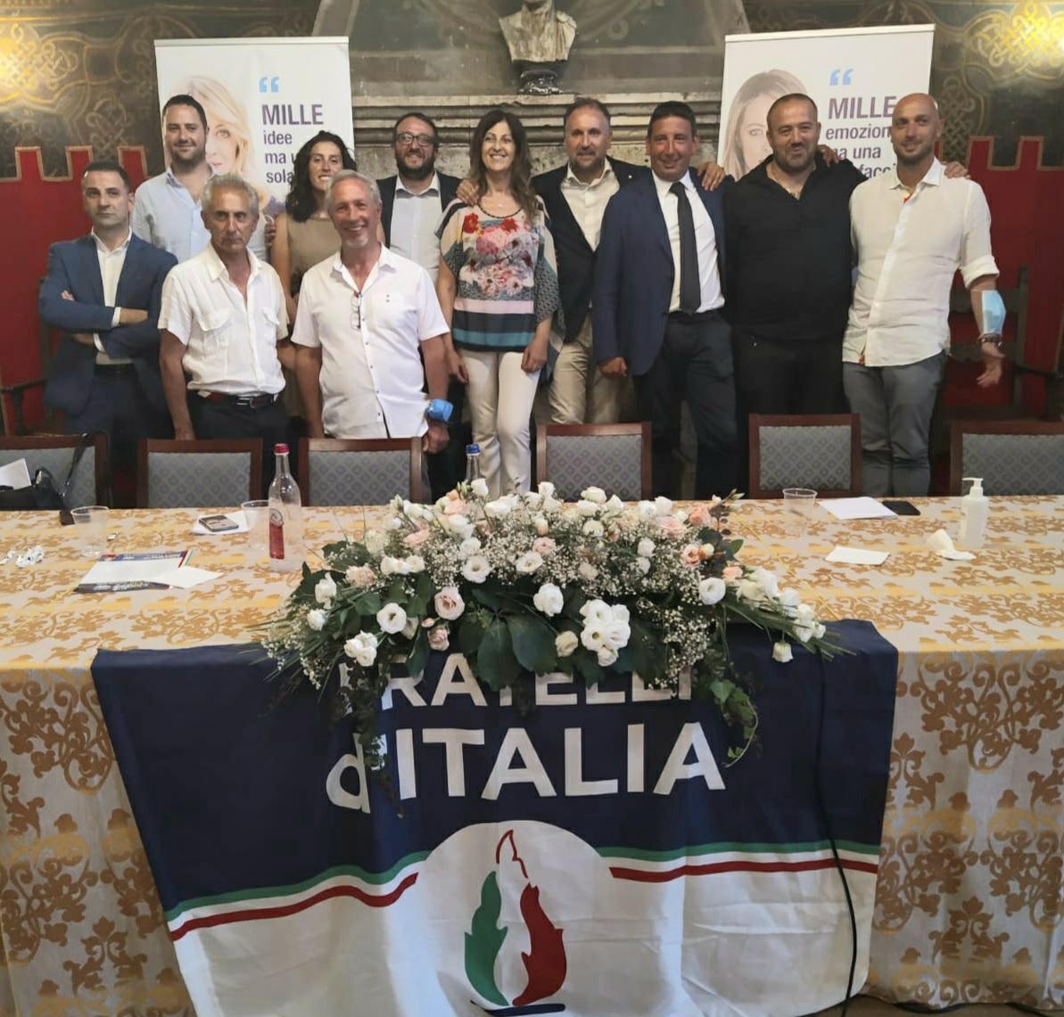 Dalla Valle Roveto nuove adesioni a Fratelli d'Italia