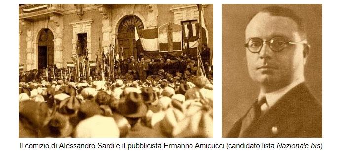 La campagna elettorale nella Marsica e le elezioni politiche del 6 aprile 1924