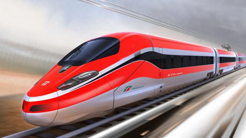 """Recovery Plan, Draghi: """"Investimenti per oltre 15 mld su alta velocità. La Roma-Pescara è una novità assoluta"""""""