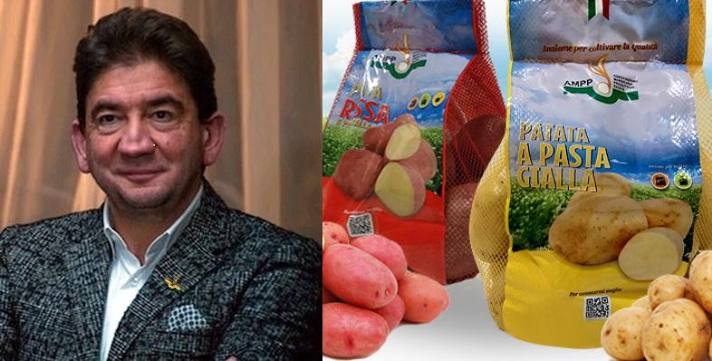 Associazione Marsicana Produttori Patate. Intervista a Francesco d'Angelo, responsabile GDO GDS