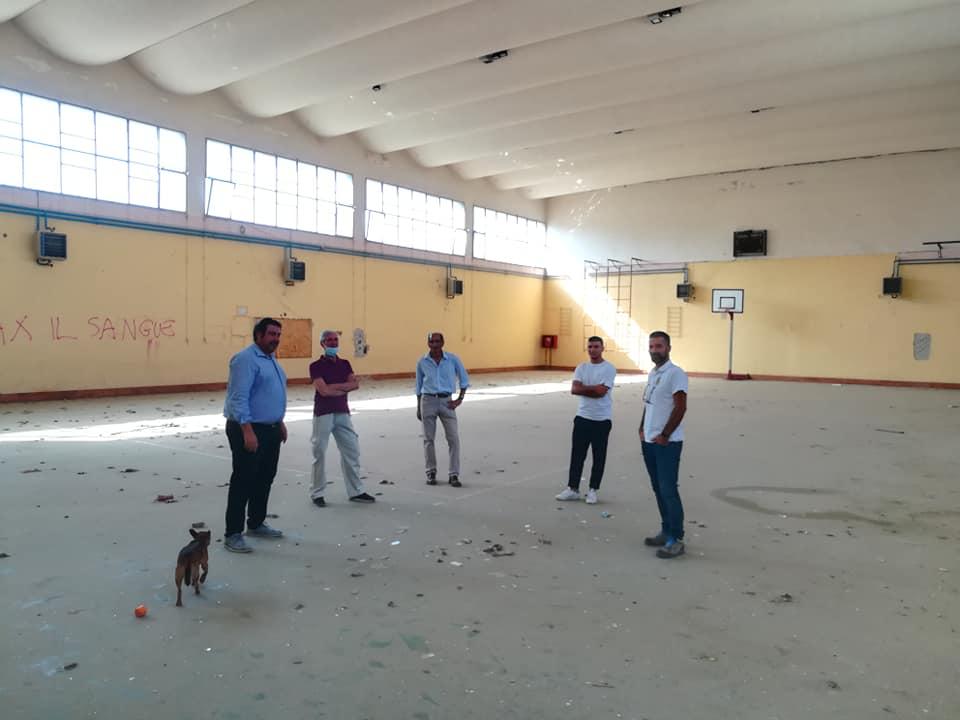Nuova scuola bivalente di San Benedetto dei Marsi. Conclusi i sopralluoghi, a breve l'avvio del cantiere