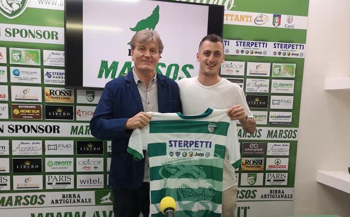 Avezzano Calcio, Manuel Spadafora è un nuovo calciatore biancoverde