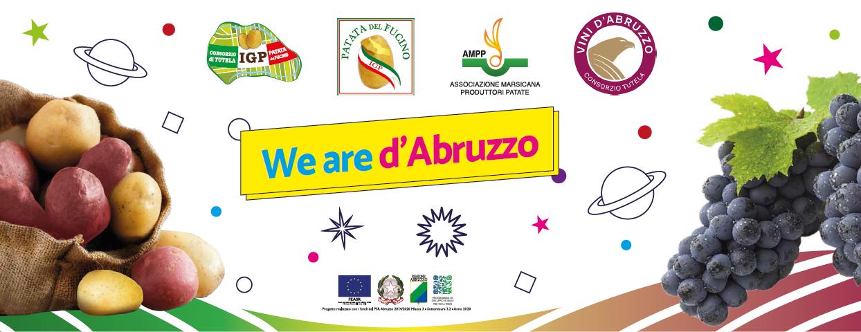 """AMPP e il consorzio di tutela vini D'Abruzzo partecipano alla manifestazione """"Borgo Universo"""""""