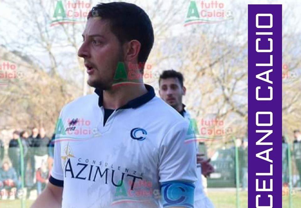 Celano Calcio, confermati capitan Giovanni Mione e Pasquale Ciccarelli