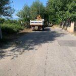 Celano, scattano i lavori per la messa in sicurezza di via Porciano