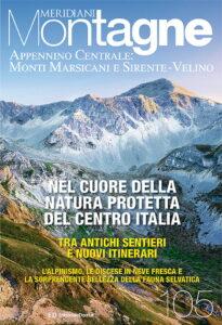 Monti Marsicani e Sirente-Velino protagonisti della rivista Meridiani Montagne