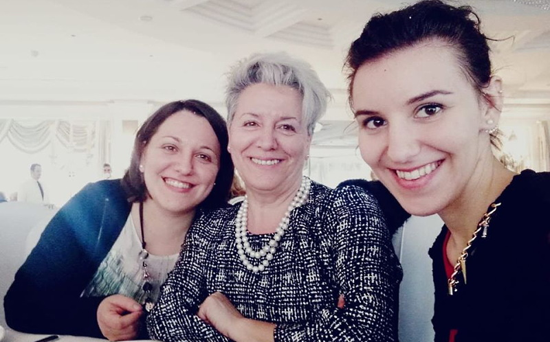 """Le marsicane Wilma, Giulia e Laura raccontano la loro storia Covid-19 a """"Il coraggio delle Donne"""""""