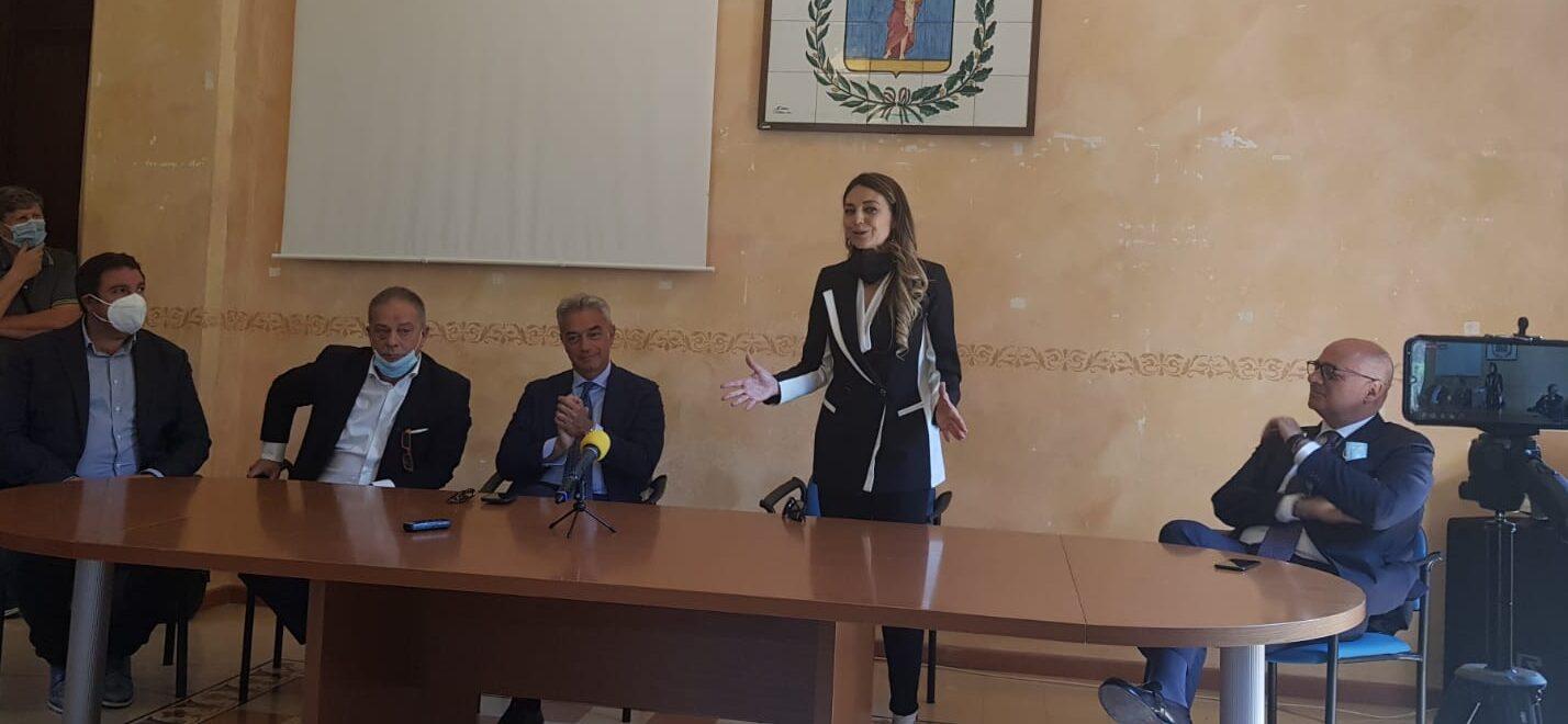 """Forza Italia, Annamaria Taccone ufficializza la candidatura:""""Voglio portare unione e collaborazione"""""""