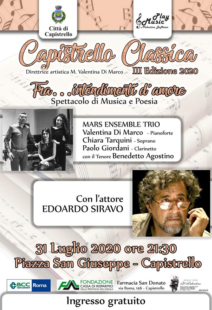 """III edizione di """"Capistrello Classica"""""""