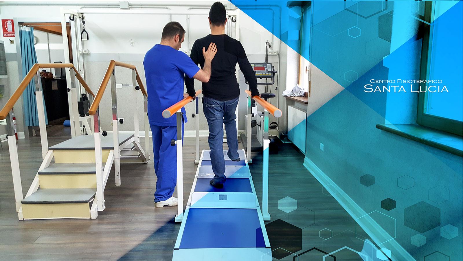 Riprende a pieno ritmo l'attività del Centro di fisioterapia Santa Lucia di Ortucchio
