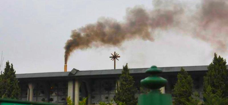 """Forno crematorio a Tagliacozzo. Fare Verde: """"siamo contrari, l'impianto avrebbe un inevitabile impatto sulla qualità dell'aria"""""""