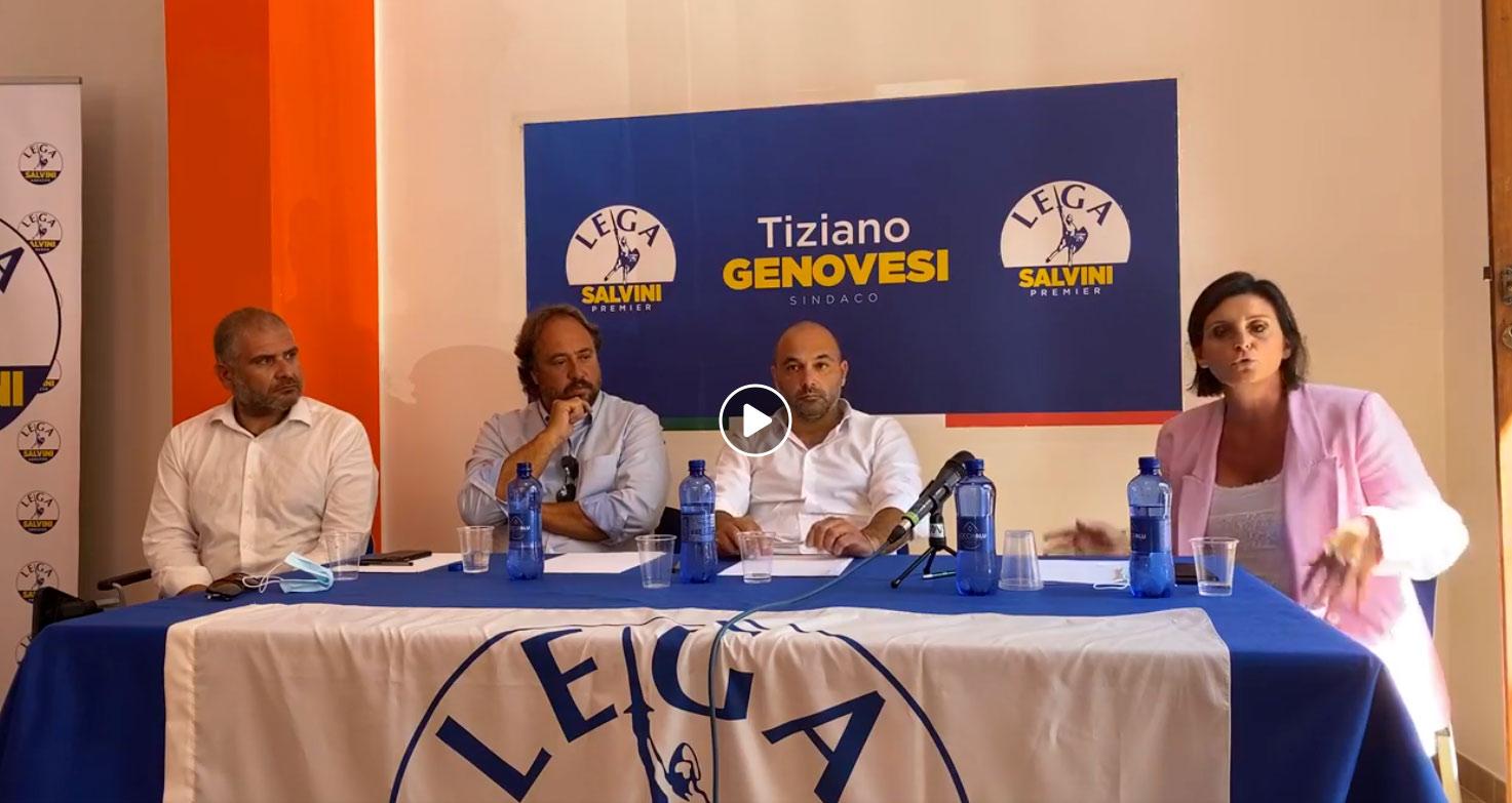 """Amministrative Avezzano, Tiziano Genovesi: """"istituiremo un assessorato alle politiche comunitarie. D'Eramo, Gava e Casanova sono la filiera perfetta"""