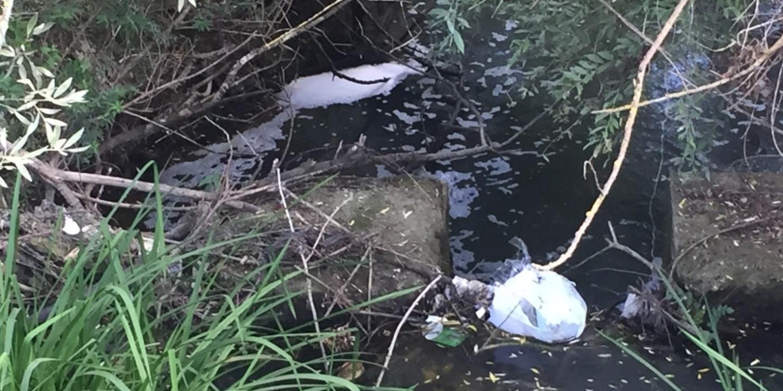 Sversamenti fiume Imele, Poggiogalle e Di Marco Testa chiedono al sindaco un'ordinanza immediata
