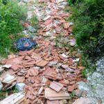 Scoperta una discarica di inerti in località Ravara nel territorio di Meta
