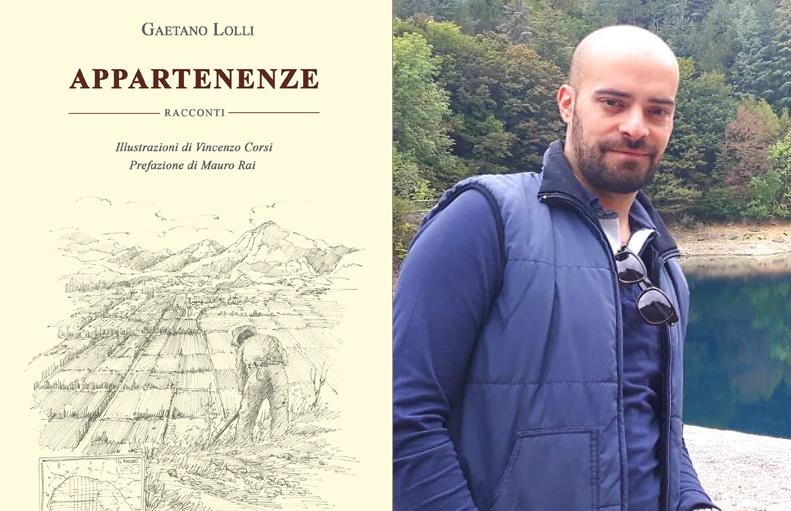 """A Pescina presentazione del libro """"Appartenenze"""" di Gaetano Lolli"""