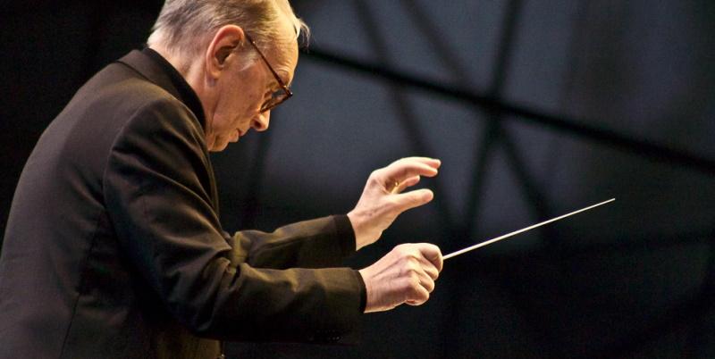 Concerto per Ennio Morricone nel Giorno del Perdono a Luco dei Marsi