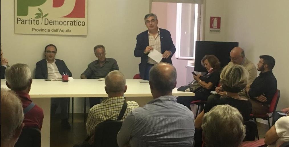 Ufficializzato l'appoggio del Partito Democratico alla candidatura a sindaco dell'Avv. Babbo