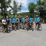 Il tour di 'Strade d'Abruzzo' fa tappa a Pescina