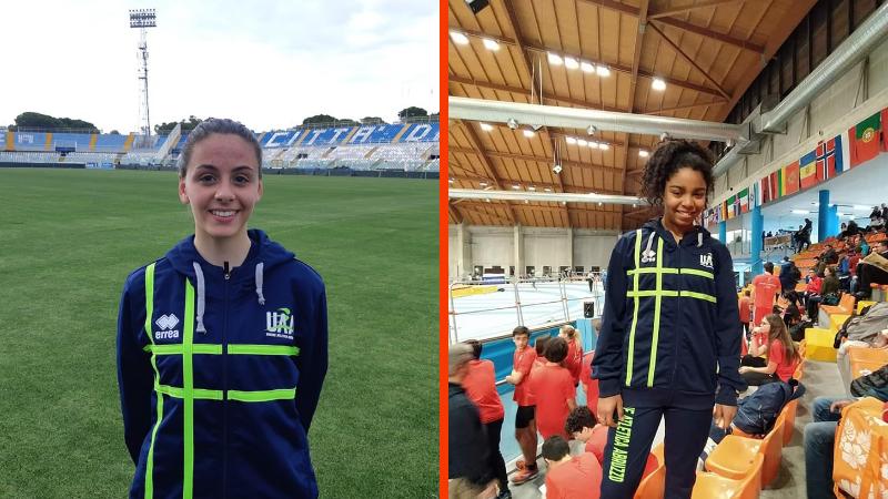 Atletica leggera. Le avezzanesi Buongiovanni e Marziale vincono alla Manifestazione Regionale di Roma