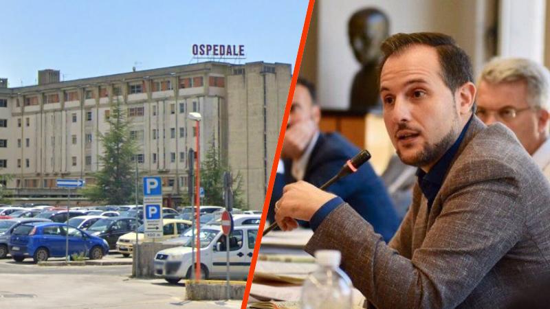 """Ospedale Avezzano, Fedele: """"reparto ortopedia in ginocchio per il disinteresse del centrodestra e della ASL, farò un'indagine a tappeto"""""""