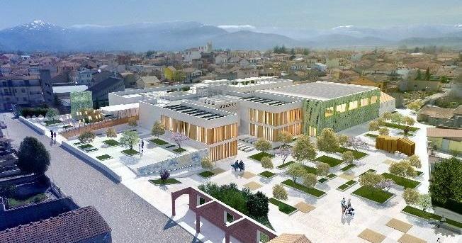 Presentazione progetto del nuovo plesso scolastico bivalente a San Benedetto dei Marsi