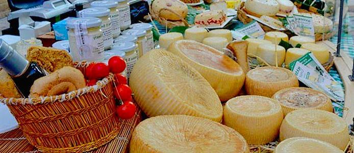 Ad Avezzano prende il via il mercatino settimanale dei prodotti tipici